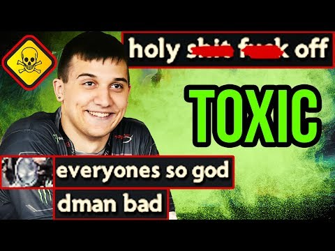 Evil Geniuses Arteezy Babyrage Toxic Game - Arc Warden - Trash Talk Dota 2 7.19 thumbnail