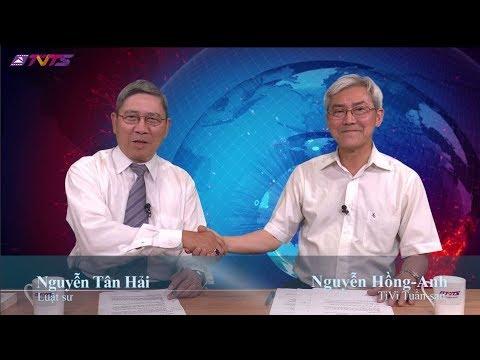 THỜI SỰ TRONG TUẦN – 14.12.2017: Tại sao Nguyễn Phú Trọng bắt Đinh La Thăng?
