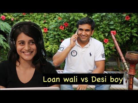 Loan Wali vs Desi Boy -   Lalit Shokeen Films  