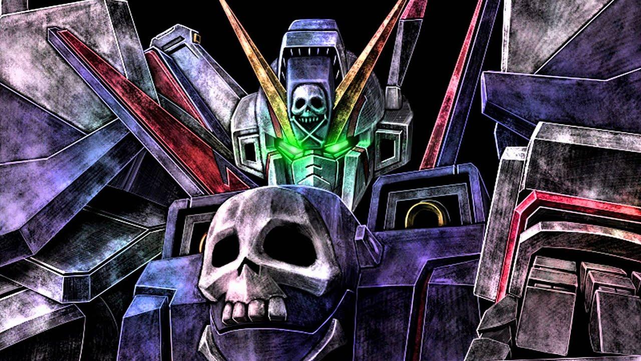 Hd Gundam Themes: Skull Heart Kenzan (Tobia Arronax