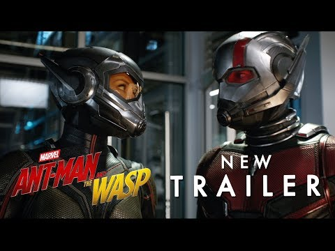 Marvel Studios' Ant-Man and The Wasp | Trailer 2