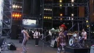 ROCK IN JAPAN FES.2007 2007.08.04 2nd day GRASS STAGE Part 1/2 2nd ...