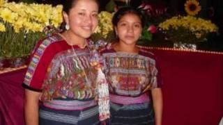 Bonitas mujeres de Guatemala