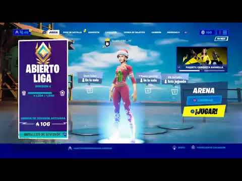 FORTNITE modo competitivo - YouTube
