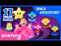 Eight Planets And More | Space Songs | +compilation | Pinkfong Songs For Childre