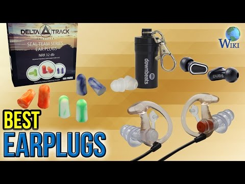 9 Best Earplugs 2017