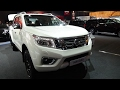 2017 Nissan NP300 Navara Double Cab - Exterior and Interior - Auto Show Brussels 2017
