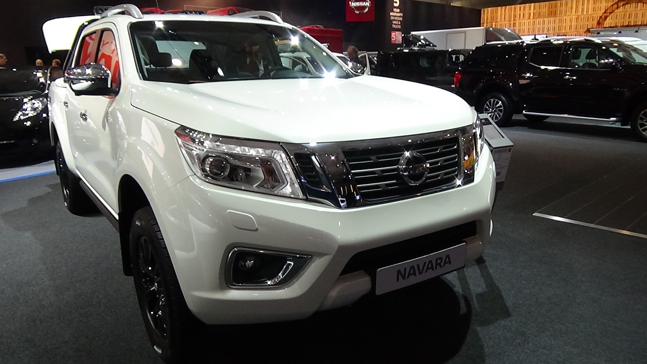 2017 Nissan Np300 Navara Double Cab Exterior And Interior Auto Show Brussels