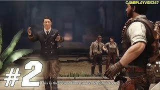 Deadfall Adventures Walkthrough: Part 2 - (Xbox 360 / Playthrough / Gameplay)