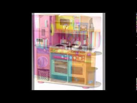 Wooden Kitchen Children