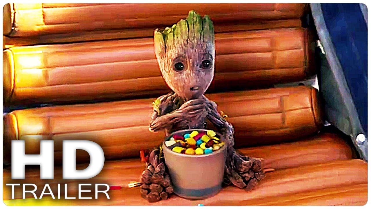 Guardians Of The Galaxy 2 Trailer Deutsch