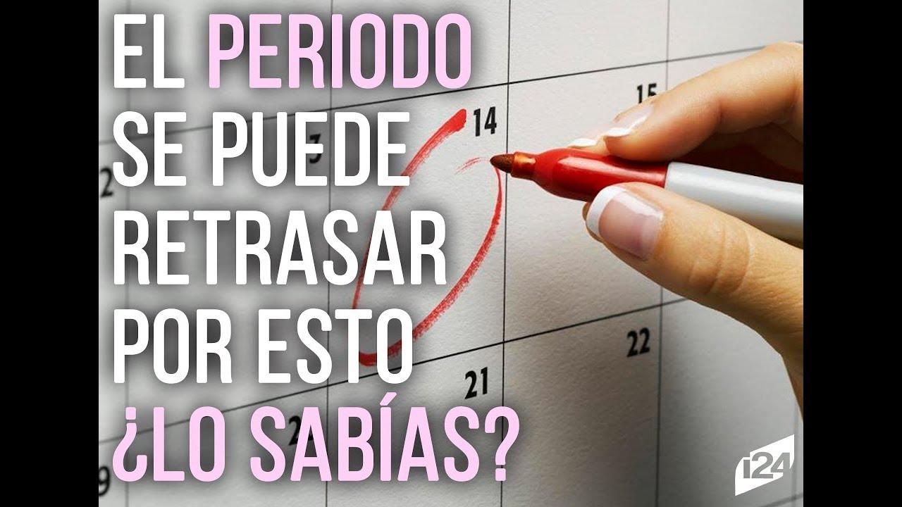periodo menstrual atrasado causas