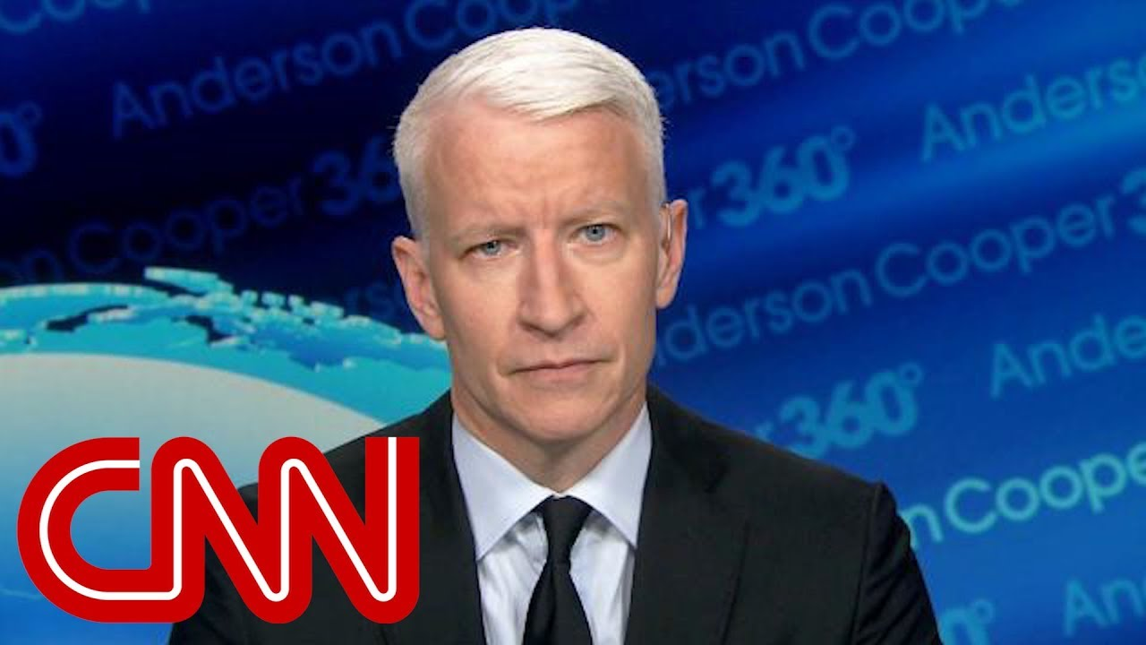 Anderson Cooper exposes Trump team's tower of lies - YouTube