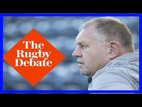 Breaking News | The rugby debate: should england consider dean richards as eddie jones' successor?