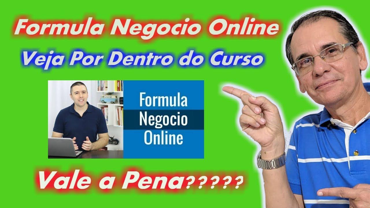 FORMULA NEGOCIO ONLINE ATUALIZADO! UMA VISITA POR DENTRO DO CURSO FNO 2.0
