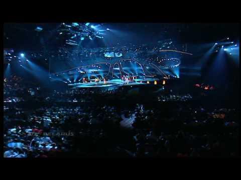 Eurovision 2004 Semi Final 02 Belarus *Aleksandra & Konstantin* *My Galileo* 16:9