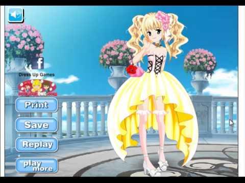 GAME THỜI TRANG Game Công chúa Anime, GAME THỜI TRANG HAY TẠI GAME247.INFO