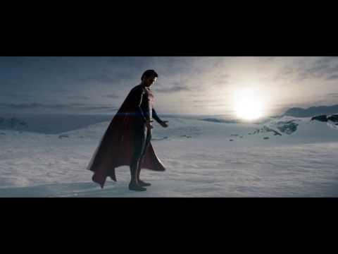 [Cinema music] Superman