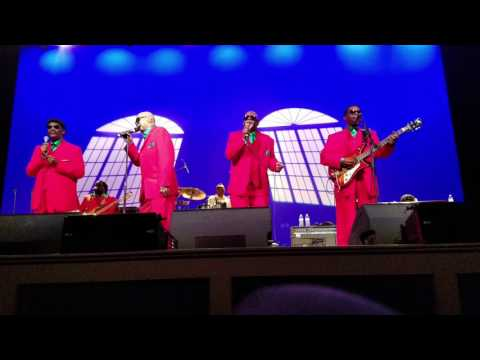 Gospel legends The Blind Boys of Alabama Holiday Show at the Lyric Theatre
