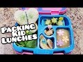 KID School Lunches - Bento Style - Bella Boo's Lunches