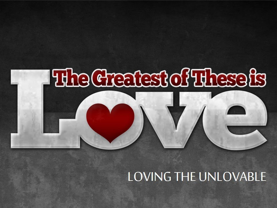 Image result for love the unlovable