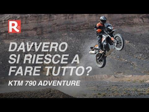 KTM  Adventure e Adventure R, prova nel deserto del Marocco