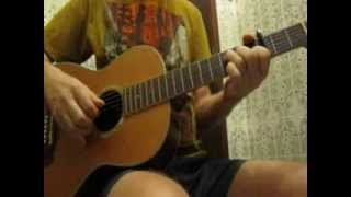 Hi here is a fingerstyle tab I made for this song. Hope you find it...