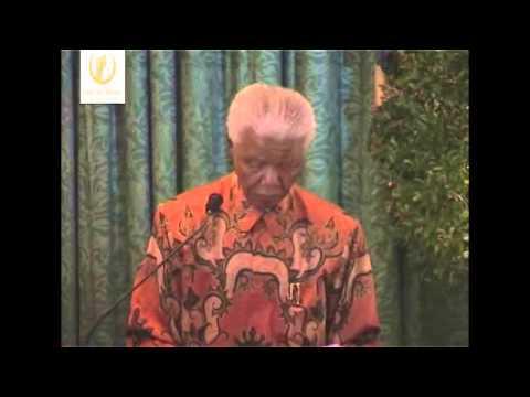 Speech by Nelson Mandela at FW de Klerk's 70th Birthday