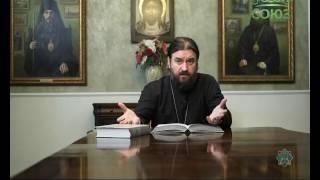 Закон Божий с протоиереем Андреем Ткачевым. От 14 ноября. Заповеди Божии