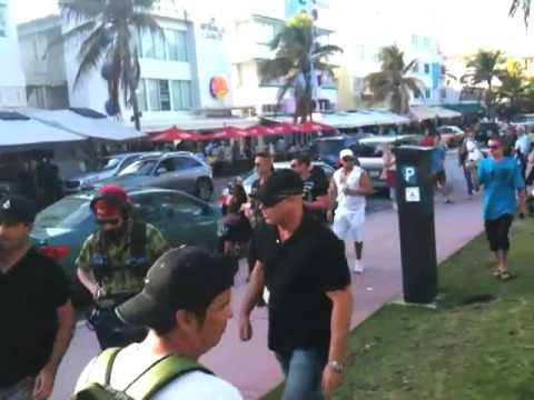 Cast Of Jersey Shore In Miami