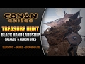Conan Exiles // Treasure Hunt - Black Hand Landship