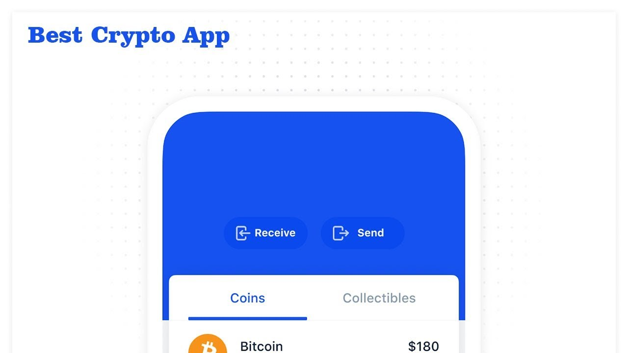 best app for cryptocurrency iphone