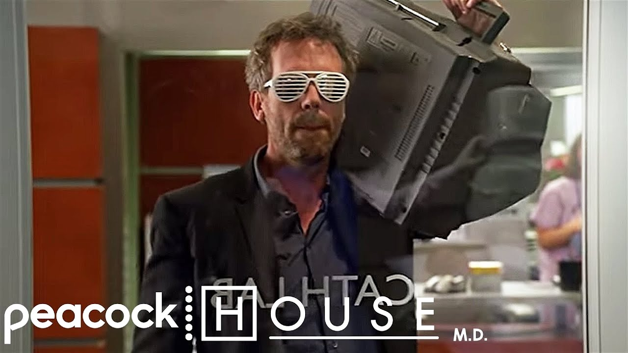Boombox diagnosis house m d youtube for House md music