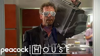Boombox Diagnosis | House M.D.
