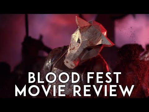 Blood Fest (2018) Movie Review