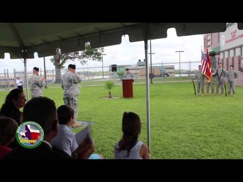 842nd 2013 Change of Command