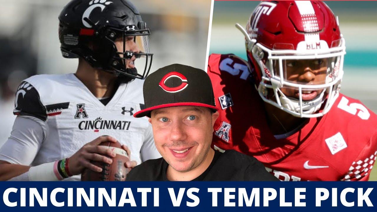 Temple vs cincinnati betting tips free nba betting picks