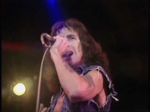 BON SCOTT LIVE - LET THERE BE ROCK