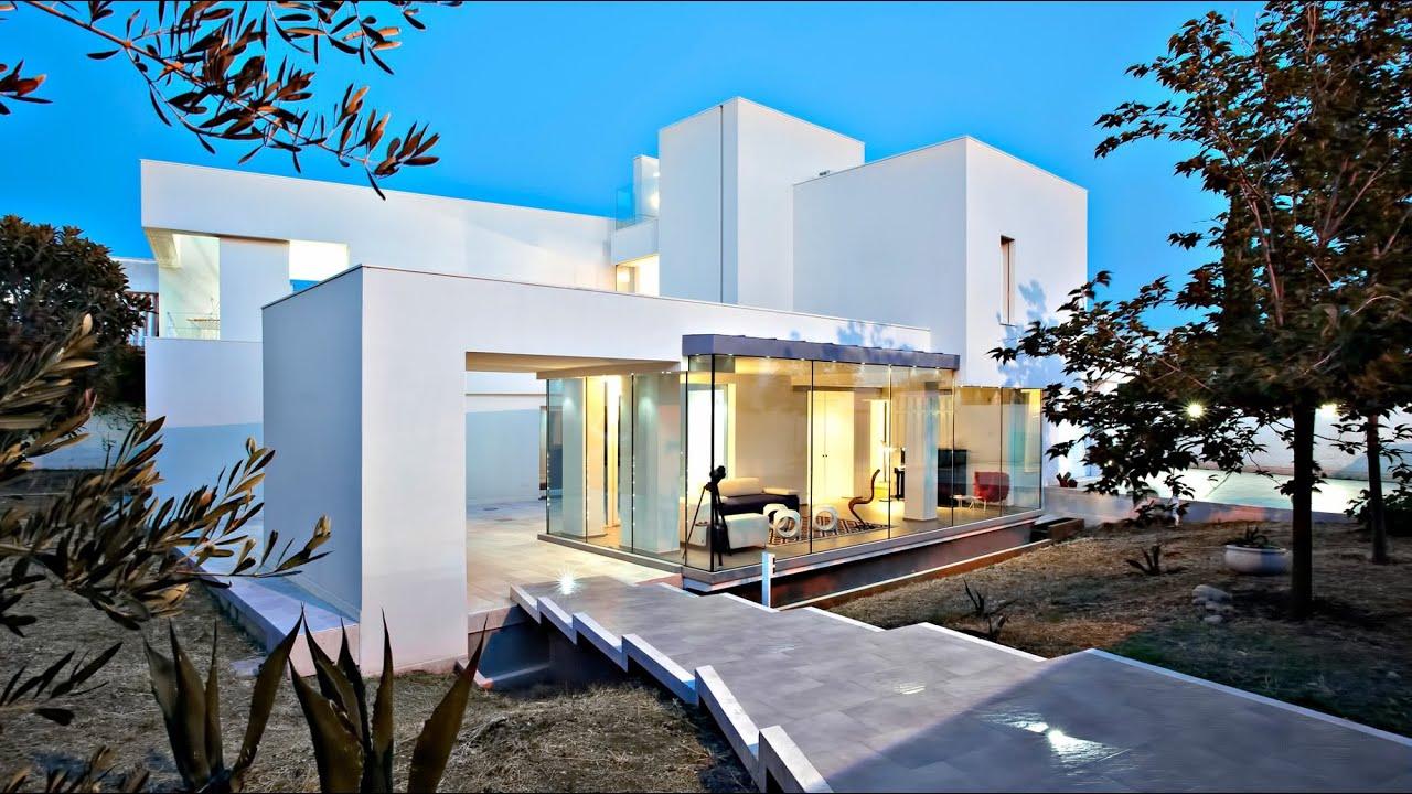 Mediterranean Modern Contemporary Luxury Villa In Bisceglie Puglia Italy Homes