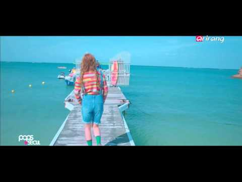 Pops in Seoul - Kisum(키썸) _ LOVE TALK(feat. Hwasa of MAMAMOO) - MV