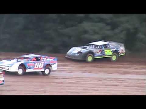 Brett McDonald Heat Race Lernerville Speedway 7/27/18