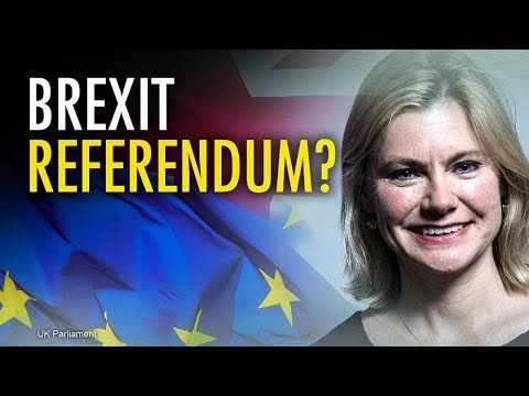 Blair, Greening call for 2nd Brexit referendum | Jack Buckby