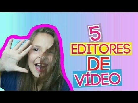 5 Editores De Vídeo Para Celular 📱#VEDA13