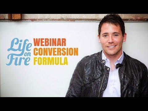 Webinar Conversion Formula Replay