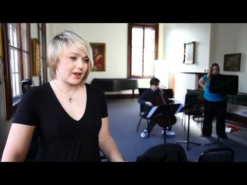 An interview with the composer of the Tanya Gold opera
