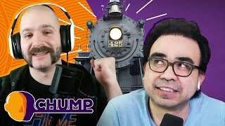 WHO Was Almost Hit by a Train... TWICE? - CHUMP | Rooster Teeth