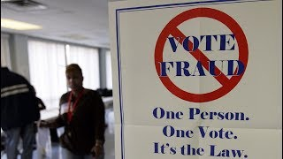 RACIST Voter Fraud Witch Hunt Rages On