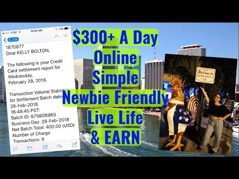 How To Make Money Online Fast And Easy 2018 - Make $300 A Day Online Posting Ads On Social Media