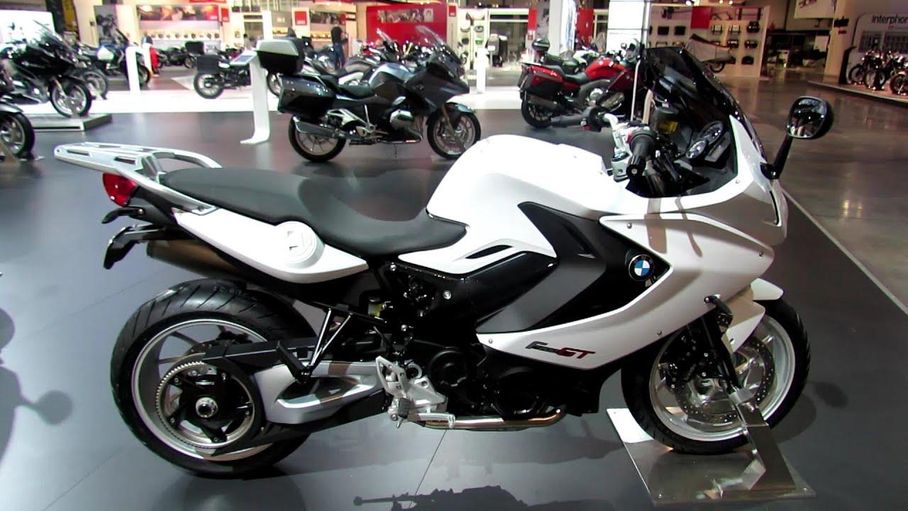 BMW North America >> 2014 BMW F800GT Walkaround - 2013 EICMA Milano Motorcycle Exhibition - YouTube