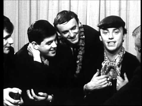 Gerry & The Pacemakers - Vintage Interview